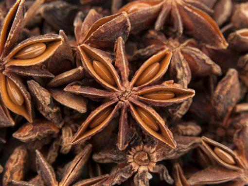Anis étoilé - huile essentielle bio pour la cuisine
