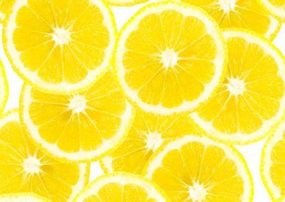 Muffins pistache framboise et citron givré