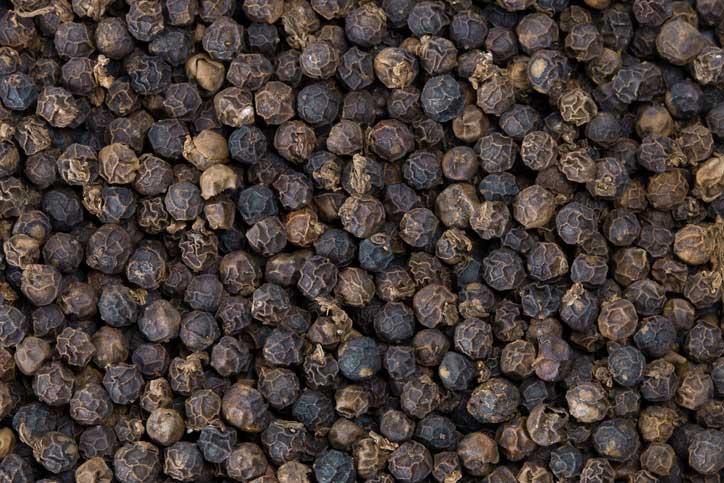 Poivre noir - huile essentielle bio pour la cuisine