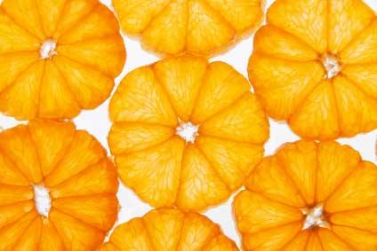 Mandarine givrée - huile essentielle bio pour la cuisine