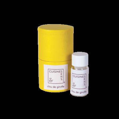 Clou de girofle - huile essentielle bio pour la cuisine