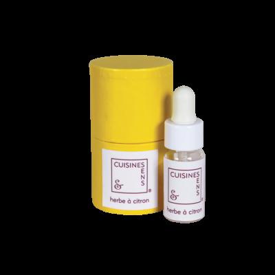 Herbe à citron - huile essentielle bio pour la cuisine