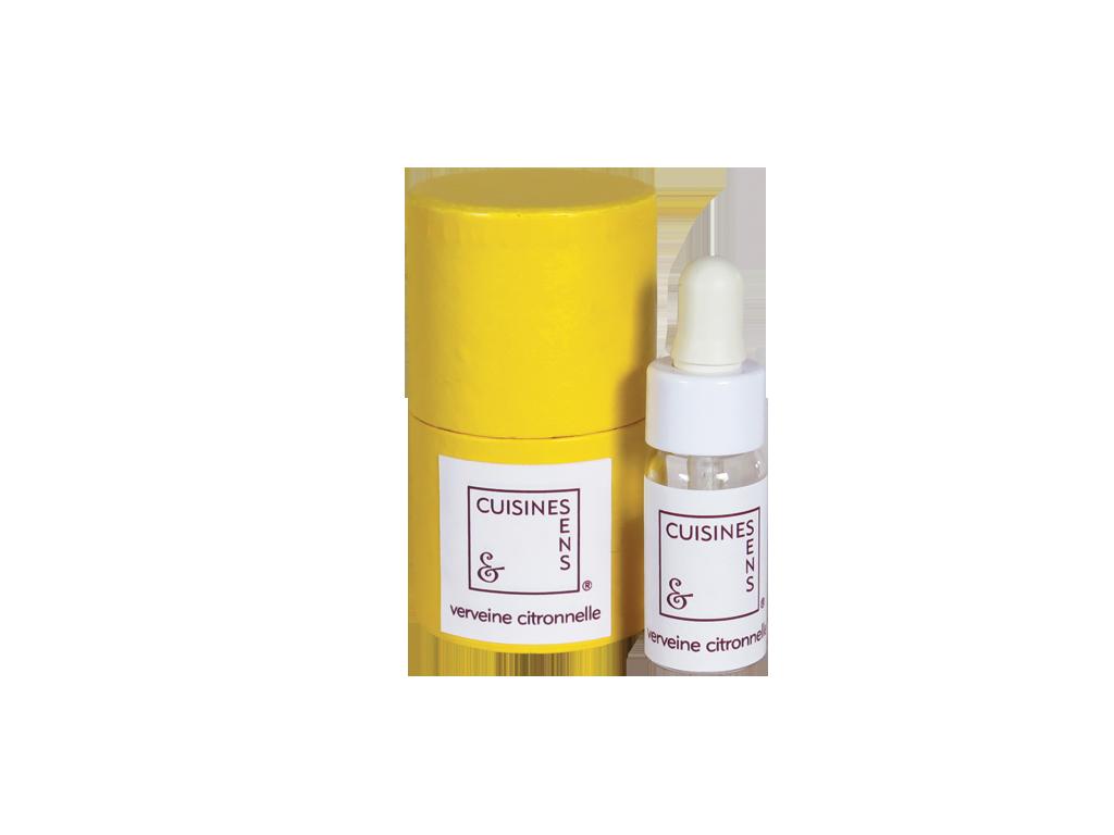 Verveine citronnelle - huile essentielle bio pour la cuisine