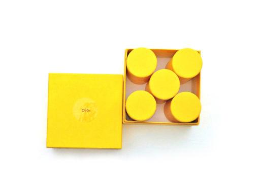 Boîte Cadeau - 5 Huiles essentielles - Cuisine et Sens