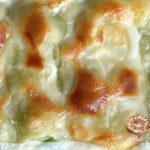 Gratin ravioles dauphiné poireaux et muscade