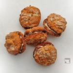 Macarons scones pépites de chocolat et vanille Bourbon