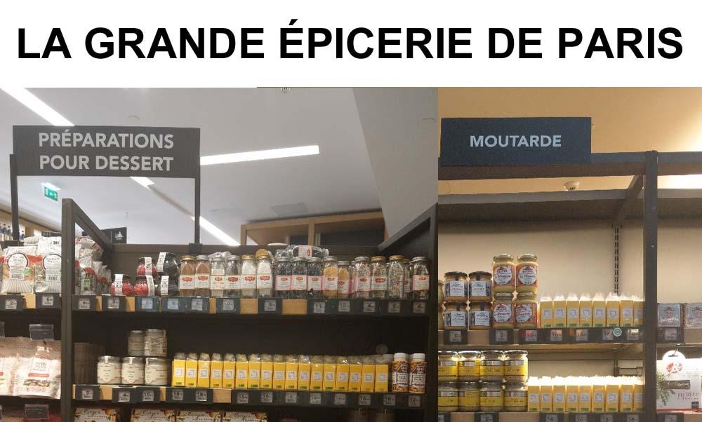 Cuisine et Sens - La Grande Epicerie de Paris